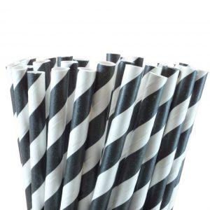 Pitillos-de-papel-Jumbo-Gingante-Rayas-Negro-Purabox