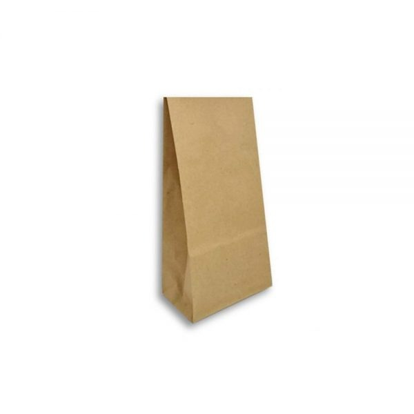 Bolsa kraft sin manija 12LB Biodegradable purabox