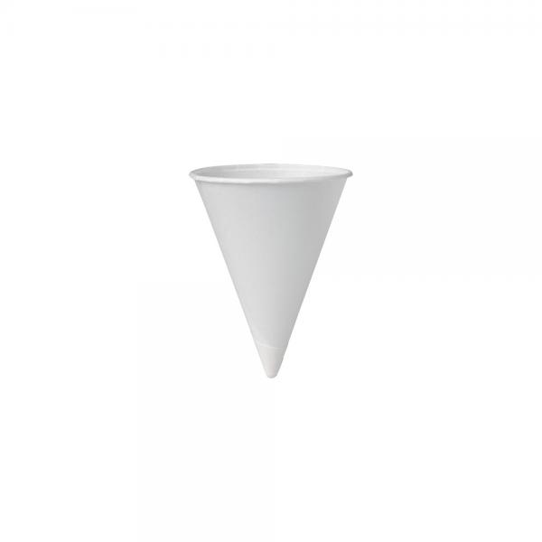 Vaso cónico 6oz Biodegradable purabox
