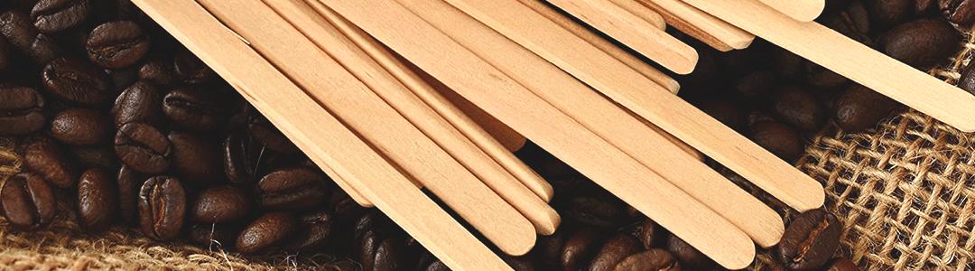 Mezcladores en madera